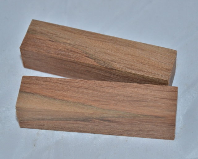 Premium Wood Pen Blank: Australian Beefwood (80mm)