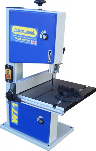 Charnwood Woodworking Bandsaw (Bench) 8""