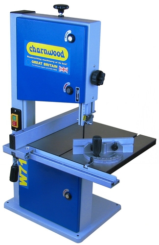 Charnwood Woodworking Bandsaw (Bench) 10""