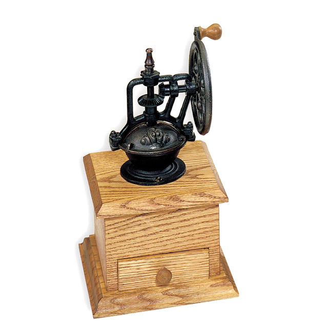 Coffee Grinder: Bronze