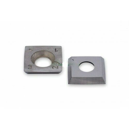 Economy Carbide Insert: Square (15mm)