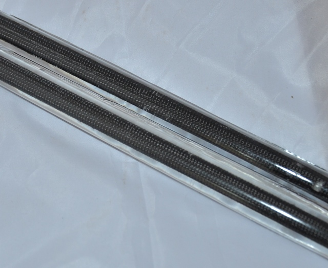 Carbon Fibre Rod: 10.7mm x 250mm