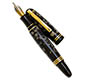 Economy Churchill FOUNTAIN Pen Kit: 12K Gold