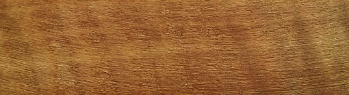 Premium Wood Pen Blank: Curly Wild Pear (80 mm)