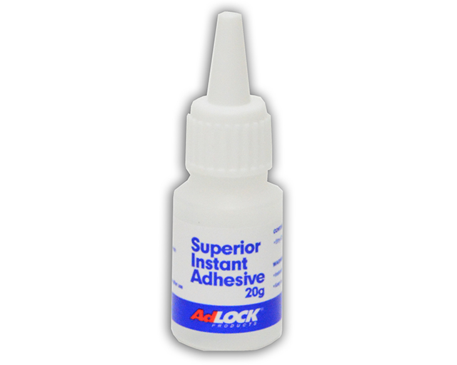 Cyanoacrylate Superglue 20g: Thin Consistency