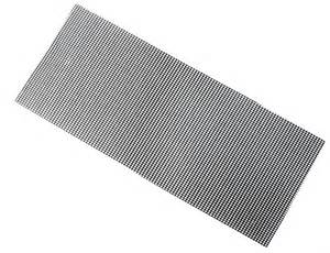 Mesh Sanding Sheet (Pack of 10): 320 grit