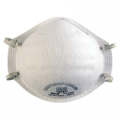 Safety Wear: Disposable Mask (Pack of 5)