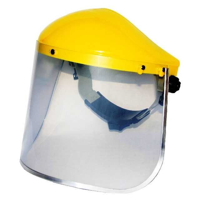 Safety Wear: Faceshield (New)