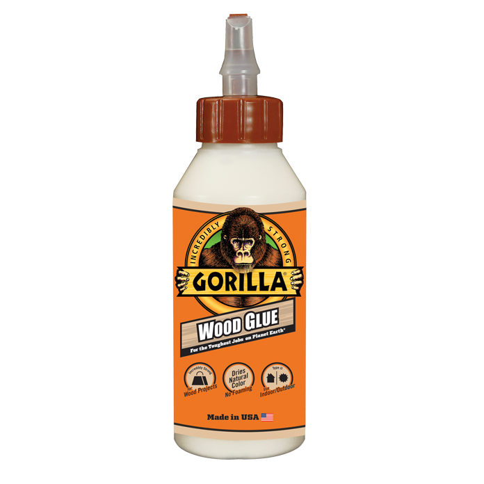 Gorilla Wood Glue 8oz (236ml)