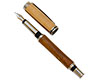 Economy Jr. Gentleman Fountain Pen Kit (New Size): Chrome