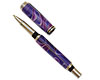 Economy Jr. Gentleman Rollerball Pen Kit (New Size): Chrome