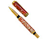 Economy Jr. Gentleman Rollerball Pen Kit (New Size): 12K Gold