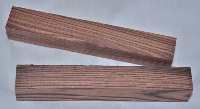 Premium Wood Pen Blank: Kingwood