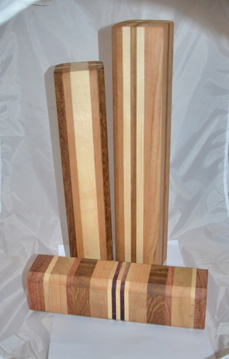 Laminated Wood Peppermill Blank