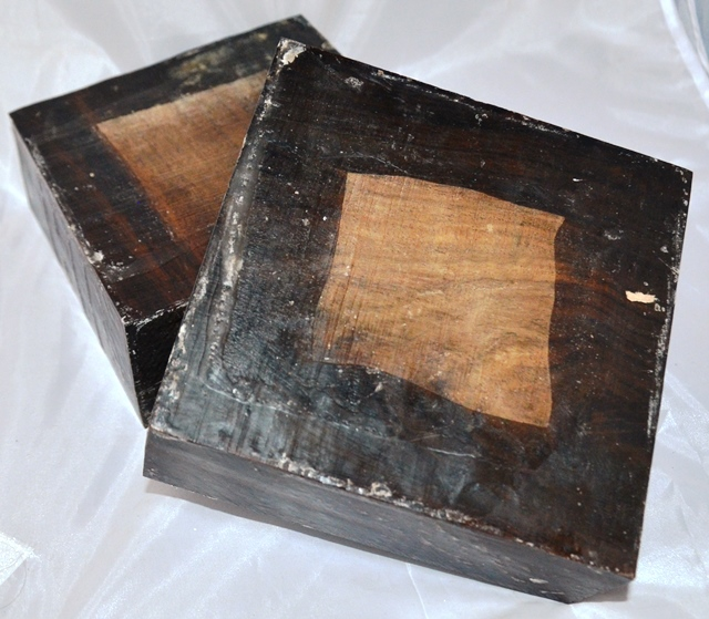 Wood Bowl Blanks: Leadwood