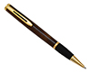 Premium Longwood Twist Pen Kit: 24K Gold