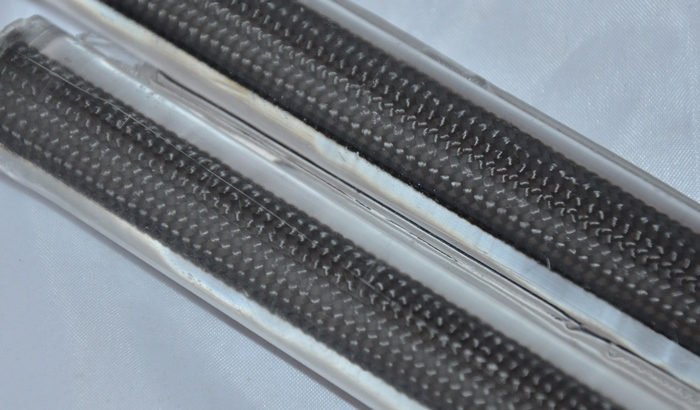Carbon Fibre Rod: 9.5mm x 250mm