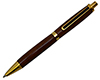 Economy Slimline-Pro Gel CLICK Pen Kit: 12K Gold