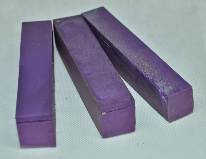 Acrylic Pen Blank: Purple