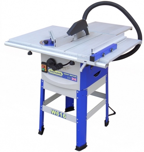 "Charnwood Woodworking Table Saw 10"" (Floor Standing)"