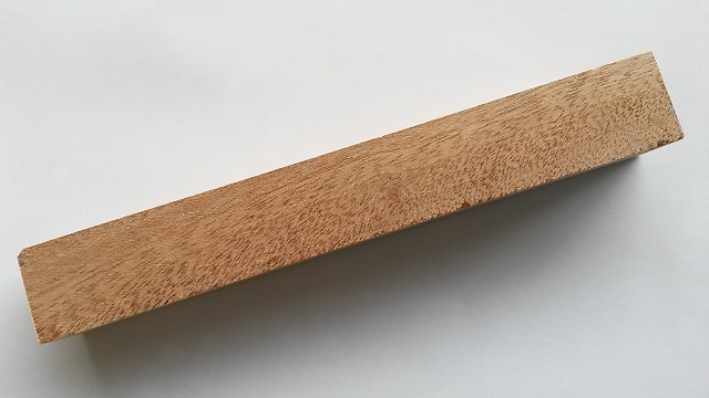 Wood Pen Blank: Tiama