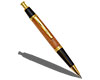 Premium Wall Street Click Pencil Kit: 24K Gold & Black