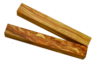 Premium Wood Pen Blank: Kiaat