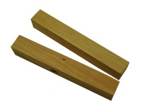 Wood Pen Blank: Yellowwood
