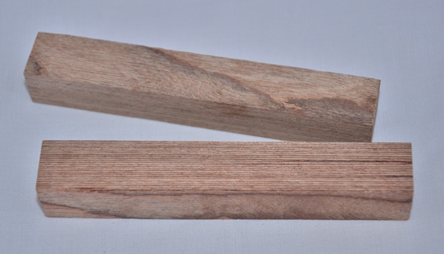 Wood Pen Blank: Crude Wood
