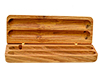 Double Wooden Pen Box (Large Pen): Kiaat