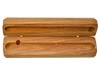 Single Wooden Pen Box (Bolt-Action): Kiaat