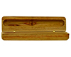Single Wooden Pen Box (Large Pen): Kiaat