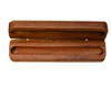 Single Wooden Pen Box (Large Pen): Rhodesian Teak