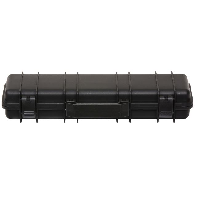 Tactical Rifle Case Pen Box: Black