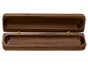 Single Wooden Pen Box (Large Pen): Walnut