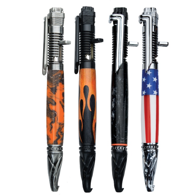 Premium Motorcycle Pen Kit